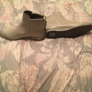 Anthropologie Booties 8.5
